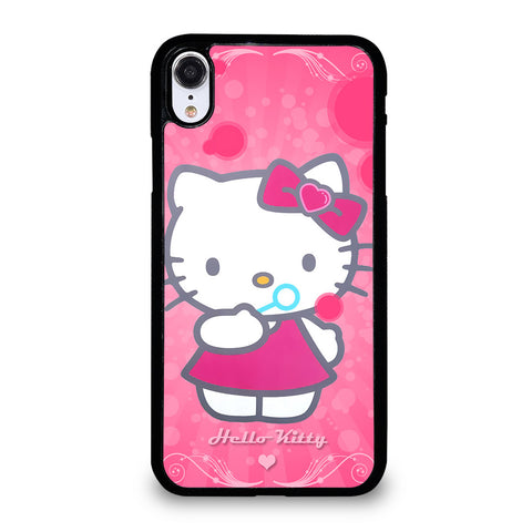 HELLO KITTY CUTE iPhone XR Case
