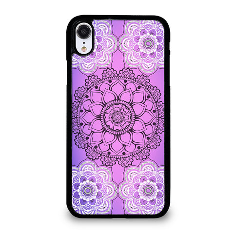 HENNA MANDALA iPhone XR Case