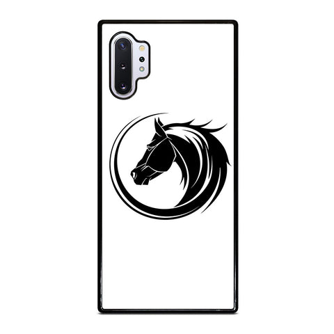 HORSE HEAD TRIBAL Samsung Galaxy Note 10 Plus Case Cover