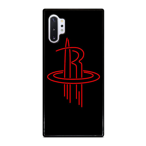 HOUSTON ROCKETS SIGN Samsung Galaxy Note 10 Plus Case Cover