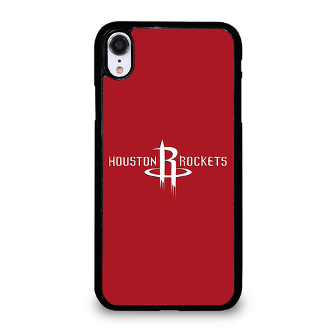 HOUSTON ROCKETS WHITE SIGN iPhone XR Case