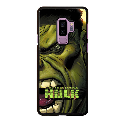 Hulk Comic Scary Samsung Galaxy S9 Plus Case