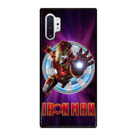 IRON MAN CASE Samsung Galaxy Note 10 Plus Case Cover