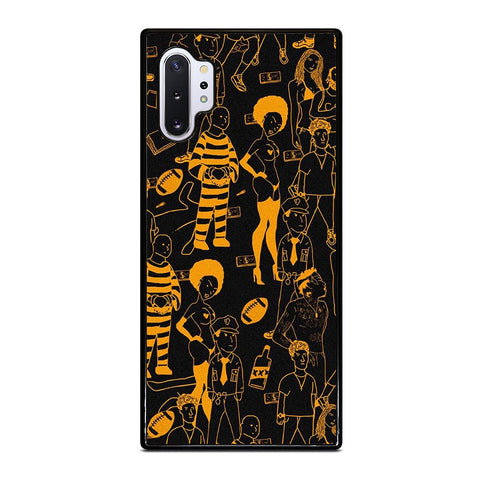 J-COLE THE NEVER STORY Samsung Galaxy Note 10 Plus Case Cover