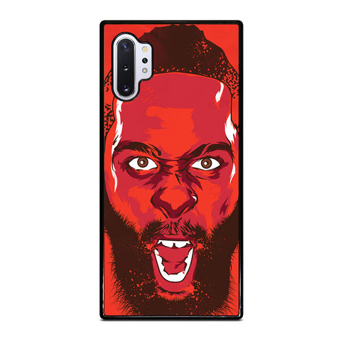 JAMES HARDEN FEAR THE BEARD Samsung Galaxy Note 10 Plus Case Cover