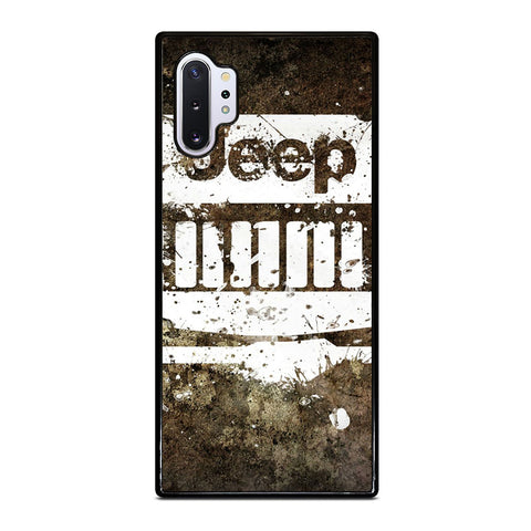 JEEP ART Samsung Galaxy Note 10 Plus Case Cover