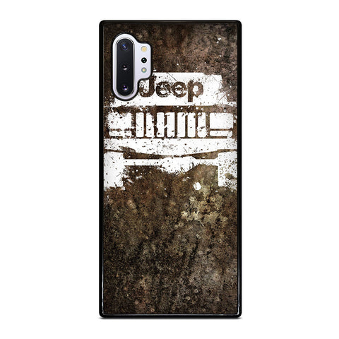 JEEP WRANGLER WALLPAPER Samsung Galaxy Note 10 Plus Case Cover