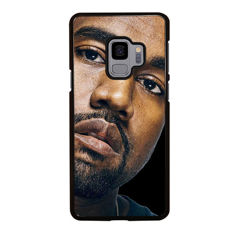 KANYE WEST FACE Samsung Galaxy S9 Case