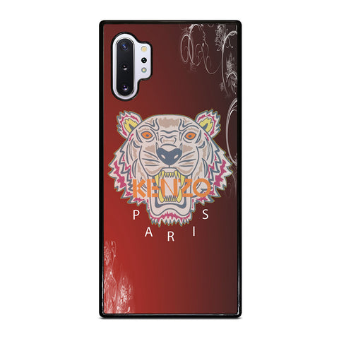 KENZO PARIS RED Samsung Galaxy Note 10 Plus Case Cover