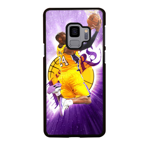 KOBE BRYANT LA LAKERS Samsung Galaxy S9 Case