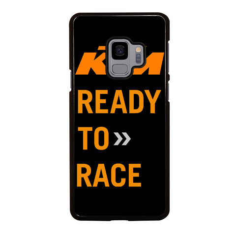 KTM READY TO RACE Samsung Galaxy S9 Case