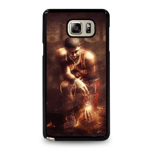 KYRIE IRVING CLEVELAND CAVALIERS Samsung Galaxy Note 5 Case