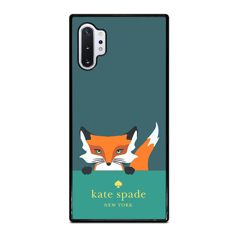 Kate Spade Novelty Fox Samsung Galaxy Note 10 Plus Case