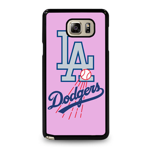 LA DODGERS CASE Samsung Galaxy Note 5 Case