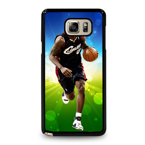 LEBRON JAMES CAV'S Samsung Galaxy Note 5 Case