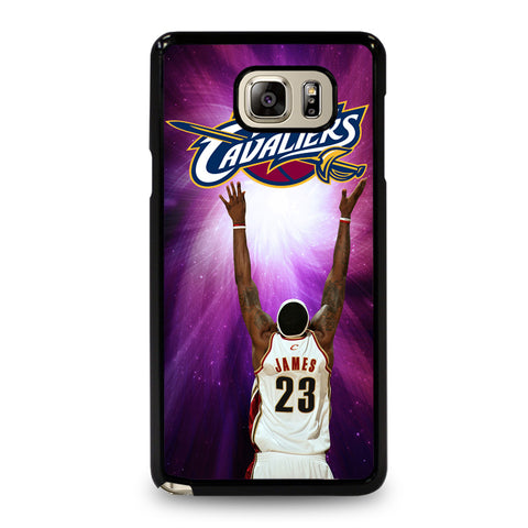 LEBRON THE KING JAMES Samsung Galaxy Note 5 Case
