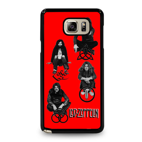 LED ZEPPELIN LEGEND Samsung Galaxy Note 5 Case