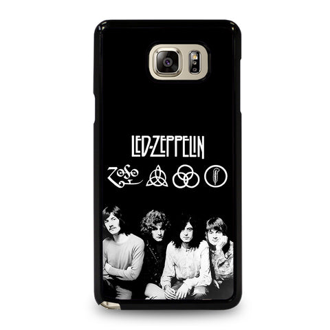 LED ZEPPELIN Samsung Galaxy Note 5 Case