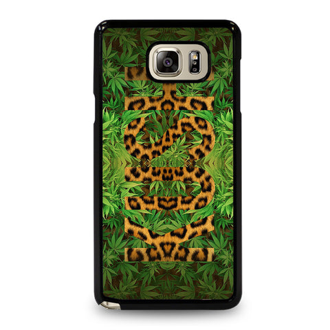LEOPARD KUSH Samsung Galaxy Note 5 Case