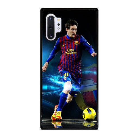 LEO MESSI DRIBLE Samsung Galaxy Note 10 Plus Case Cover