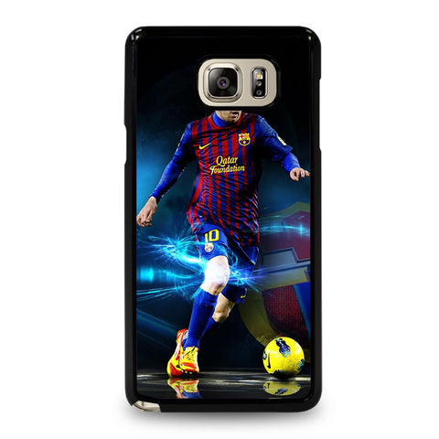 LEO MESSI DRIBLE Samsung Galaxy Note 5 Case