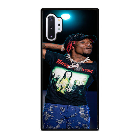 LIL UZI VERT LIVE IN CONCERT Samsung Galaxy Note 10 Plus Case Cover