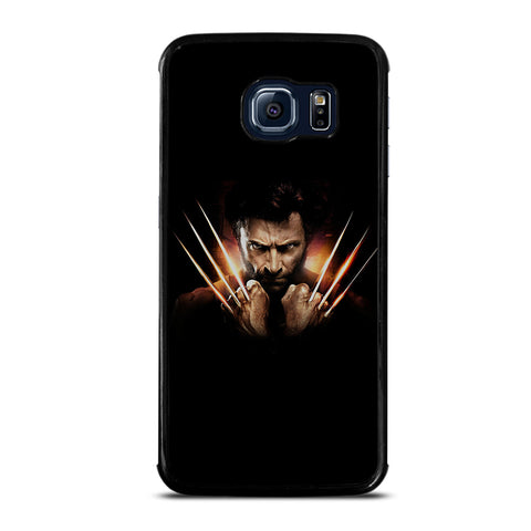 LOGAN WOLVERIN Samsung Galaxy S6 Edge Case