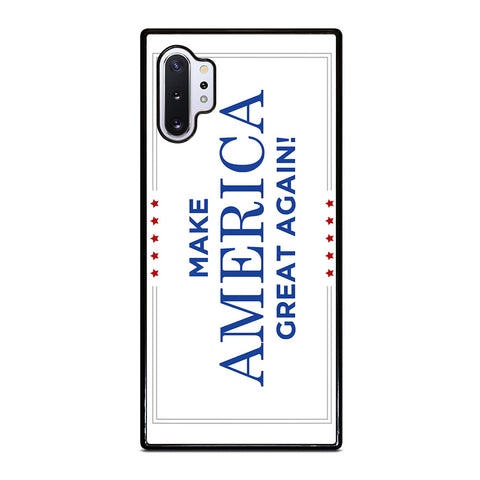 MAKE AMERICA GREAT AGAIN Samsung Galaxy Note 10 Plus Case Cover