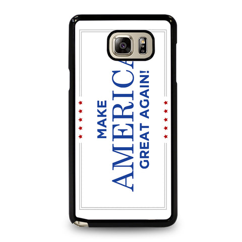 MAKE AMERICA GREAT AGAIN Samsung Galaxy Note 5 Case