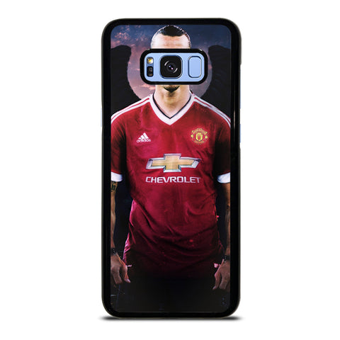 MANCHESTER UNITED IBRAHIMOVIC DEVIL Samsung Galaxy S8 Plus Case