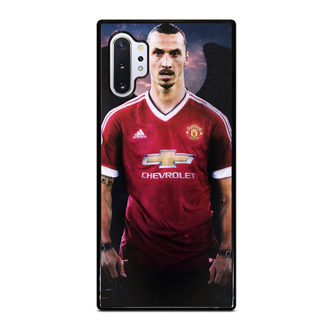 MANCHESTER UNITED IBRAHIMOVIC DEVIL Samsung Galaxy Note 10 Plus Case Cover