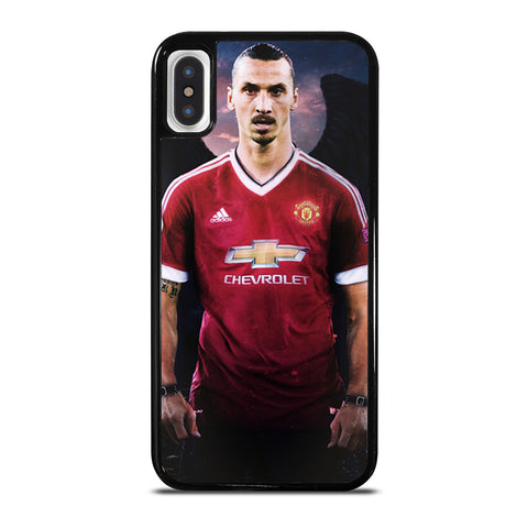 MANCHESTER UNITED IBRAHIMOVIC DEVIL iPhone X / XS Case