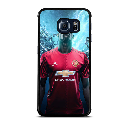 MANCHESTER UNITED PAUL POGBA Samsung Galaxy S6 Edge Case