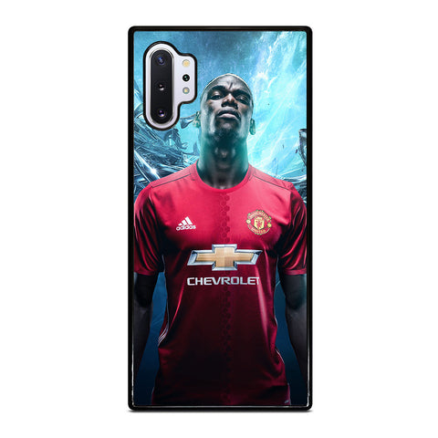 MANCHESTER UNITED PAUL POGBA Samsung Galaxy Note 10 Plus Case Cover