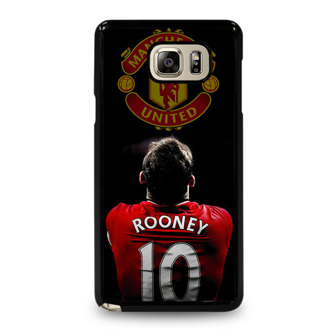 MANCHESTER UNITED WAYNE ROONEY Samsung Galaxy Note 5 Case