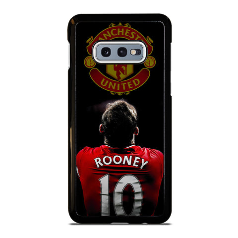 MANCHESTER UNITED WAYNE ROONEY Samsung Galaxy S10e Case