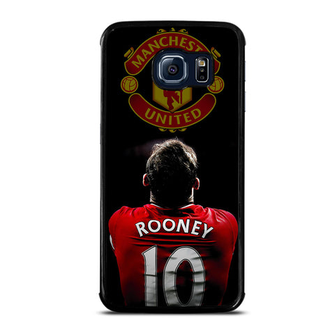 MANCHESTER UNITED WAYNE ROONEY Samsung Galaxy S6 Edge Case