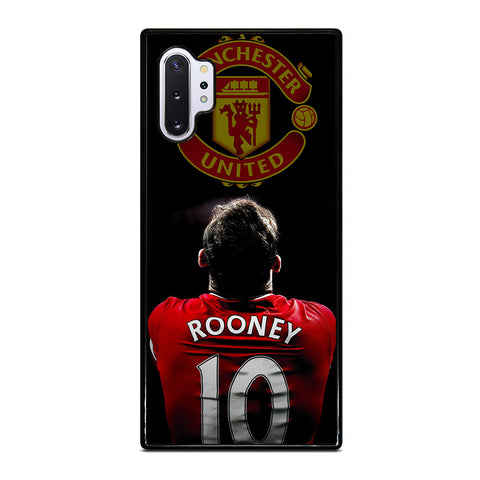 MANCHESTER UNITED WAYNE ROONEY Samsung Galaxy Note 10 Plus Case Cover
