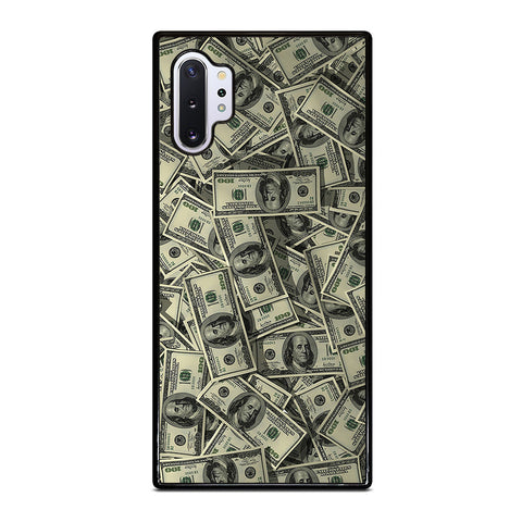 MANY DOLLAR MONEY Samsung Galaxy Note 10 Plus Case Cover
