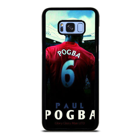 MAN UNITED PAUL POGBA Samsung Galaxy S8 Plus Case