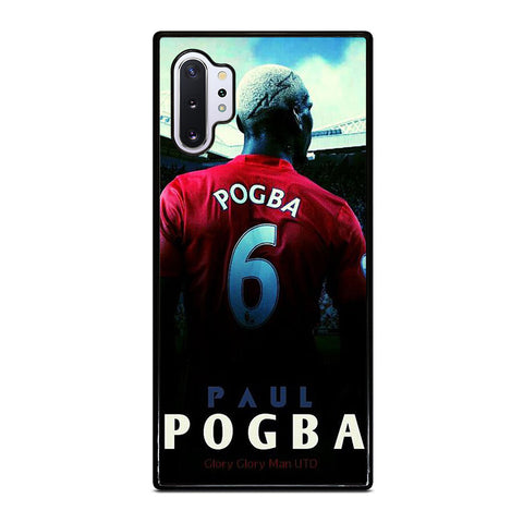 MAN UNITED PAUL POGBA Samsung Galaxy Note 10 Plus Case Cover