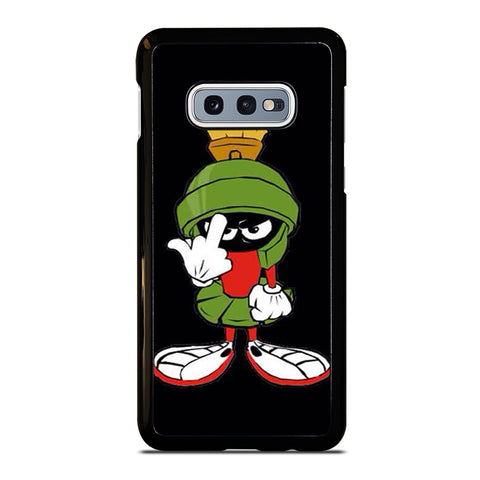 MARVIN THE MARTIAN ANGRY Samsung Galaxy S10e Case