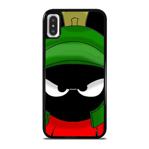 MARVIN THE MARTIAN ANGRY F iPhone X / XS Case