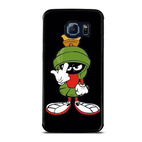 MARVIN THE MARTIAN ANGRY Samsung Galaxy S6 Edge Case