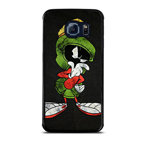 MARVIN THE MARTIAN LOONEY Samsung Galaxy S6 Edge Case