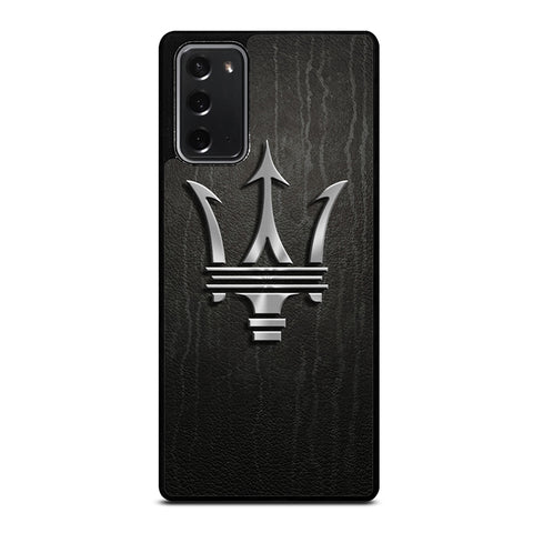 MASERATI LOGO Samsung Galaxy Note 20 Case