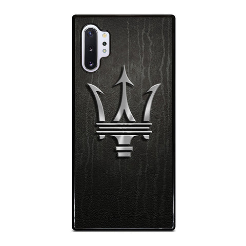 MASERATI LOGO Samsung Galaxy Note 10 Plus Case Cover