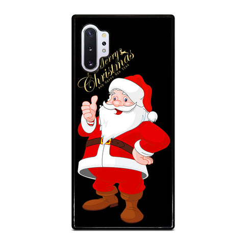 MERRY CHRISTMAS SANTA Samsung Galaxy Note 10 Plus Case Cover