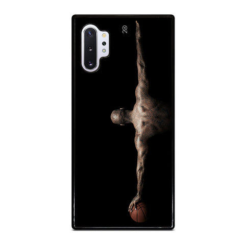MICHAEL JORDAN BACK Samsung Galaxy Note 10 Plus Case Cover