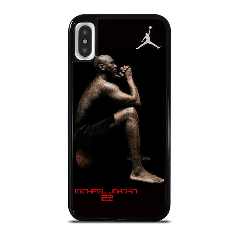 MICHAEL JORDAN JUMPMAN iPhone X / XS Case